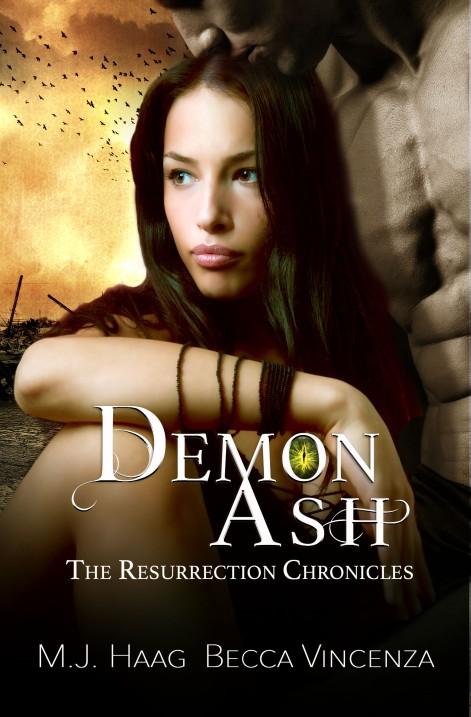 Demon Ash-Ebook